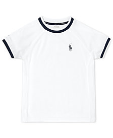 Polo Ralph Lauren Little Boys Soft-Touch Crewneck T-Shirt