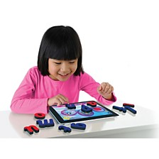 Junior Learning Touchtronic Letters Award Winning Interactive Learning Toy for iPad