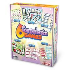 Comprehension Games Set of 6 Different Games