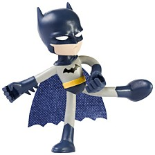 "NJ Croce DC Comics ACTION BENDALBES 4"" Batman Action Figure"