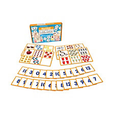 Junior Learning Number Bingo Learning Educational Game