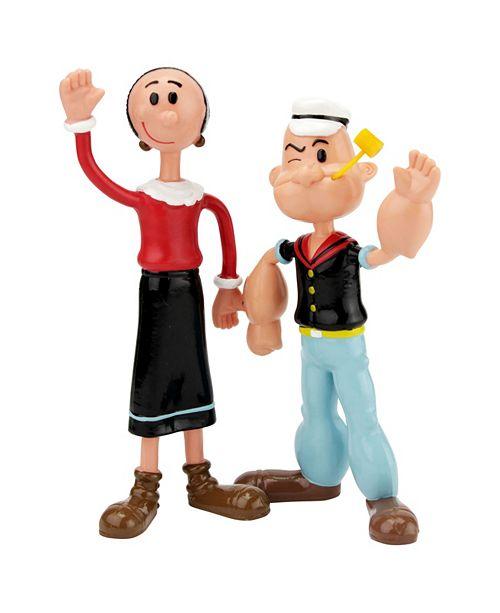"Popeye NJ Croce 6.5"" Bendable Figure"