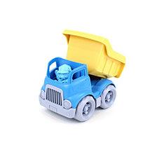 Green Toys Dumper Construction Truck Blue Yellow