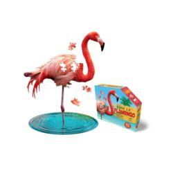 Madd Capp Puzzle I Am Lil Flamingo