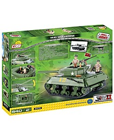Small Army M10 Wolverine Kit Construction Blocks Building Kit