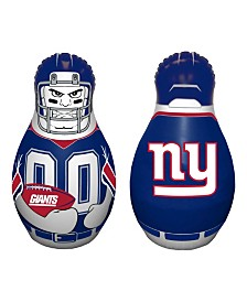 Fremont Die NFL New York Giants Tackle Buddy Inflatable Punching Bag