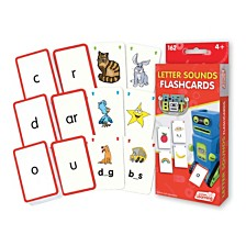 Junior Learning Letter Sound Flashcards