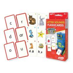 Junior Learning Letter Sound Flashcards
