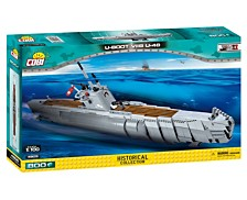 COBI Small Army World War II German Submarine Type U Boot VIIB U48 800 Piece Construction Blocks Building Kit