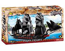 COBI Pirates Pirate Frigate Ship 700 Piece Construction Blocks Building Kit