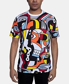 Sean John Men's Pop Cubism T-Shirt