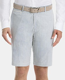 Men's Classic-Fit Stripe Cotton Shorts