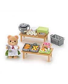 Critters - School Lunch Set