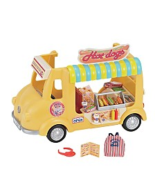 Calico Critters - Hot Dog Van