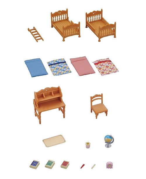 Calico Critters Children S Bedroom Set Reviews Home Macy S