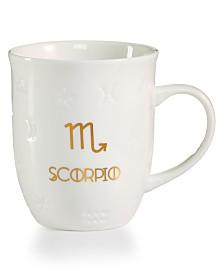 Tri-Coastal Design Scorpio Zodiac Mug