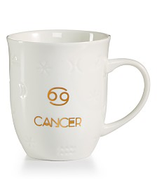Tri-Coastal Design Cancer Zodiac Mug