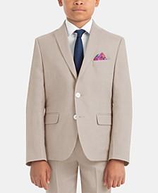 Big Boys Linen Sport Coat