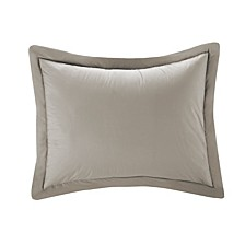 Colors All Natural Cotton Pillow Sham, King