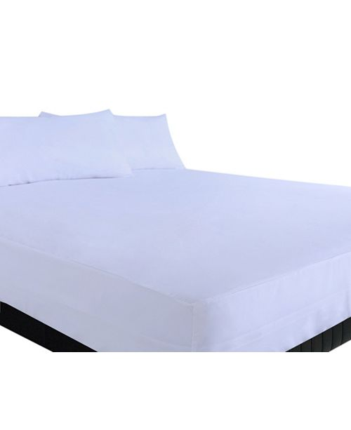 Epoch Hometex inc Stayclean Cotton Water and Stain Resistant Fitted Bed Protector Set