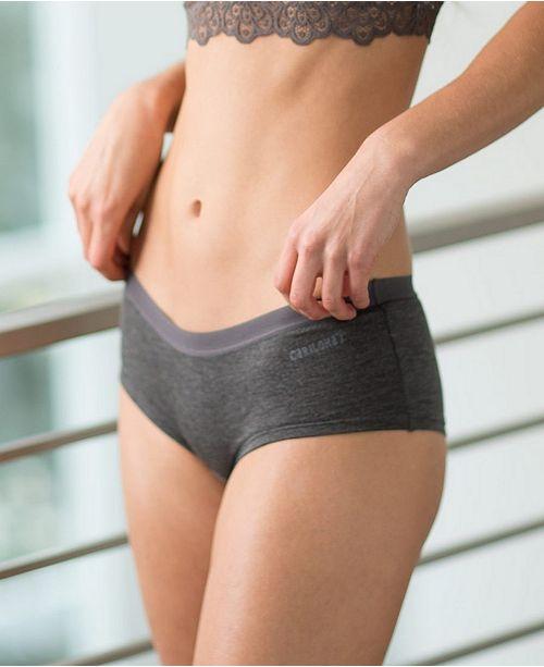 ee27f8a0ce3a ... Cariloha Women's Boyshorts Briefs Underwear Viscose from Bamboo ...