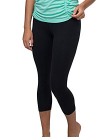 Women's  Athletic Cropped Leggings