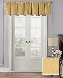 Beautyrest 48'' x 18'' Yvon Blackout Window Valance