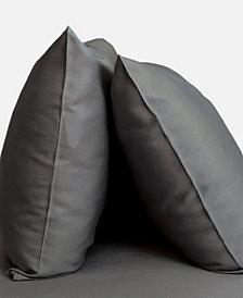 Cariloha Resort Viscose from Bamboo King Pillowcase Set, 400 thread