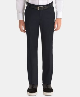 Little Boys Wool Dress Pants