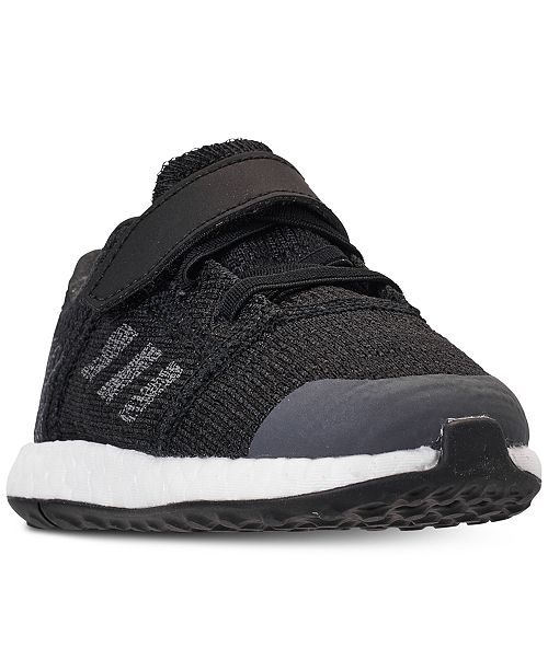 competitive price dfb45 d6a4c ... adidas Toddler Boys  PureBOOST GO Running Sneakers from Finish ...