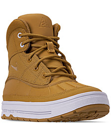 Nike Little Boys' Woodside 2 High Top Boots from Finish Line