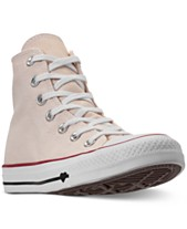 6f377c520565 Converse Unisex Chuck Taylor High Top Casual Sneakers from Finish Line
