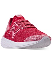 pretty nice a02b5 2a643 New Balance Women s Fresh Foam Cruz Sock V2 Running Sneakers from Finish  Line