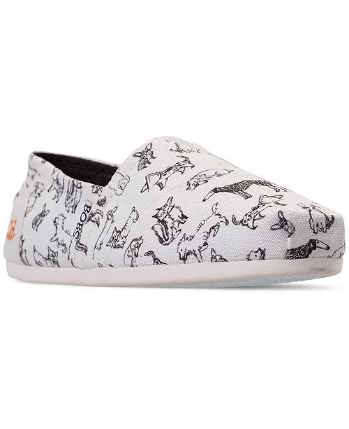 4f8e7cdcfdba ... Skechers Women s Bobs Plush - Dream Doodle Bobs for Dogs and Cats  Casual Slip-On ...