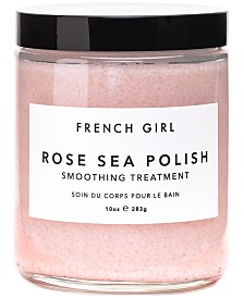 French Girl Rose Sea Polish Smoothing Treatment, 10-oz.