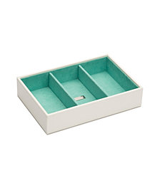 Medium Deep Stackable Jewelry Tray