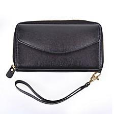 Zippered Wristlet Wallet