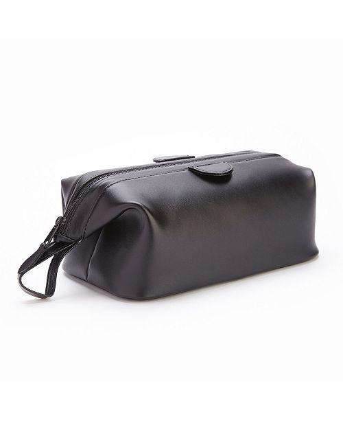 Royce Leather Royce New York Classic Toiletry Bag