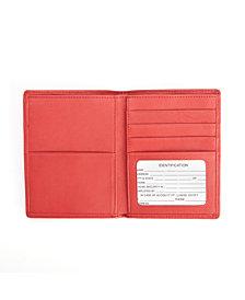 Royce New York RFID Blocking Travel Wallet