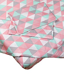 Sparrow 4 Pieces Full Sheet Set - Tripod