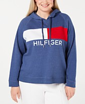 5ec014f413538 Tommy Hilfiger Sport Plus Size Heritage Colorblocked Hoodie