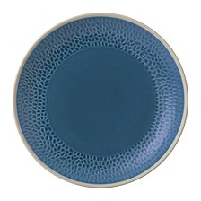 Royal Doulton Exclusively for Maze Grill Hammer Blue Dinner Plate