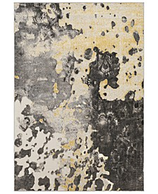 Rafetus ETS-2326 Butter 2' x 3' Area Rug