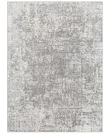 Katmandu KAT-2301 Charcoal 2' x 3' Area Rug