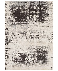 """Notting Hill NHL-2300 Charcoal 5'3"""" x 7'6"""" Area Rug"""