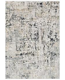 """Surya Quatro QUA-2302 Silver Gray 9'3"""" x 12'3"""" Area Rug"""