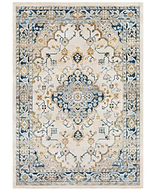 "Surya Notting Hill NHL-2311 Teal 7'10"" x 10'3"" Area Rug"