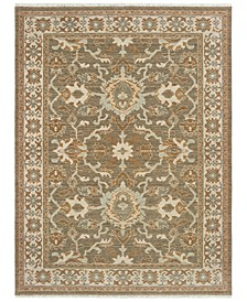Anatolia 1331H Brown/Ivory 2' x 3' Area Rug