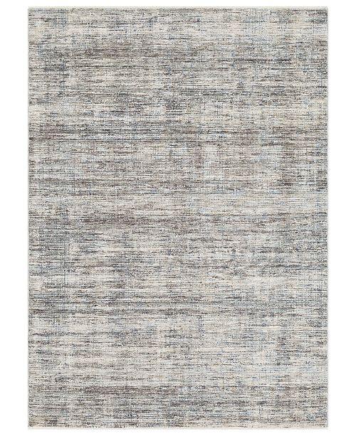 "Surya Presidential PDT-2308 Medium Gray 5' x 8'2"" Area Rug"