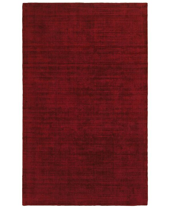Oriental Weavers Mira 35107 Red/Red 5' x 8' Area Rug